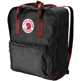 Fjällräven Kånken Backpack black/ox red